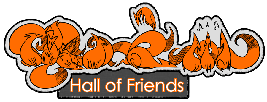 Hall of Friends!